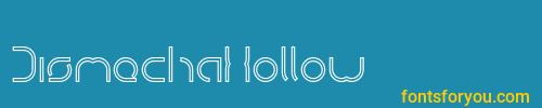 dismechahollow, dismechahollow font, download the dismechahollow font, download the dismechahollow font for free