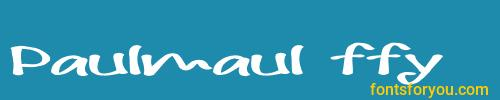paulmaul ffy, paulmaul ffy font, download the paulmaul ffy font, download the paulmaul ffy font for free