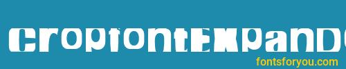 cropfontexpanded, cropfontexpanded font, download the cropfontexpanded font, download the cropfontexpanded font for free